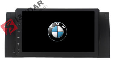 All Touch Panel BMW E39 Dvd Player, Android 7.1 Car Stereo พร้อม Sat Nav และ Bluetooth