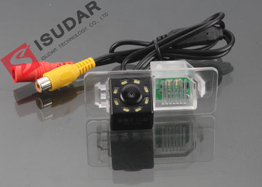 กล้องสำรอง 8 LED HD CCD Night Vision, Volkswagen Polo Reverse Camera